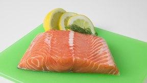 El salmón se está modificando genéticamente.