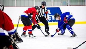 El ranking RPI ayuda a determinar la ubicación de un equipo de hockey en un torneo de la NCAA.