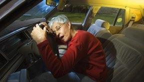 Los antihistamínicos pueden causar somnolencia, lo que puede ser peligroso cuando manejes.