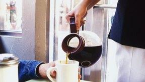 El café descafeinado contiene cerca de 5 mg de café.