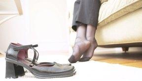 Puedes lograr el confort y la calidez mientras usas zapatos de vestir.