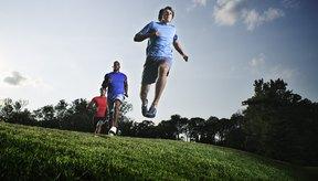 Los deportistas pueden tomar creatina para obtener más energía.