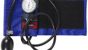 La deficiencia de vitamina B puede contribuir a bajar la presión arterial.