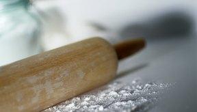 Si horneas con harina de arroz destacas las mayores diferencias entre las dos harinas.