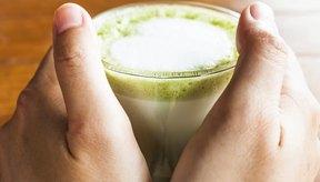 El té verde y la leche que contiene esta bebida ofrecen beneficios para la salud.