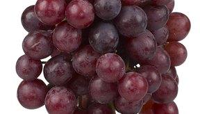 Una taza de uvas tiene alrededor de 100 calorías.