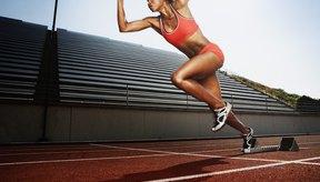 Los cuerpos de los atletas responden fácilmente al entrenamiento.