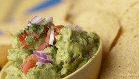 El guacamole es un condimento a base de aguacate procedente de los aztecas.