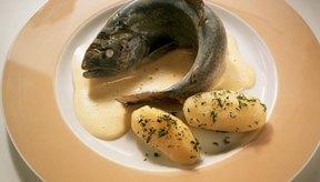 Las salsas a base de vino son un clásico de la salsa de mariscos.
