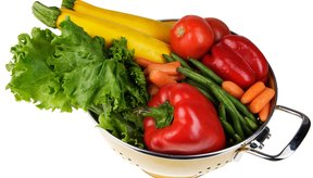Elige alimentos frescos.