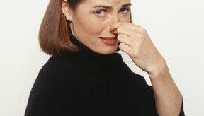 La fantosmia o alucinación olfativa puede ser producida por diversas enfermedades.