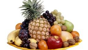 Las frutas y verduras son una parte esencial de cualquier dieta.