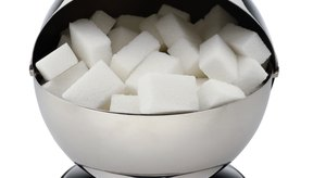 El azúcar es fácilmente digerida por el cuerpo para obtener energía.