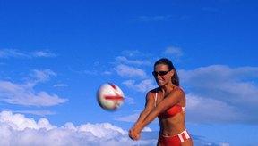 Las contusiones en los brazos en el vóleibol están generalmente asociadas con el contacto repetido.