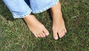 Con los pies descalzos tiendes a incrustarte astillas en las áreas al aire libre y cerradas.