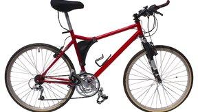 Los asientos de bicicleta ejercen presión sobre las hemorroides.