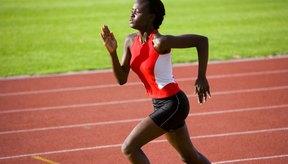 Correr con velocidad requiere elasticidad de músculos a lo largo de las piernas y glúteos.