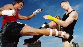 Las técnicas del kickboxing son una combinación del boxeo y las artes marciales como el Muay Thai.