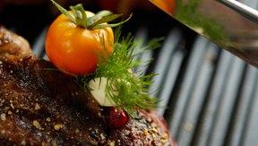 Algunos bistecs tienen más calorías que otros.
