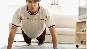 Mejora la fuerza, rendimiento y coordinación de la parte superior de tu cuerpo al realizar lagartijas.