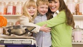 Los niños estarán fascinados con los fáciles experimentos educacionales sobre distribución de peso.