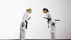 La esgrima japonesa, también conocida como kenjutsu, es el arte marcial de los antiguos samurai.