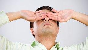 Ejercicios para el ojo vago en adultos.