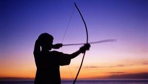 El arco y flecha es un deporte desafiante para niños de todas las edades.