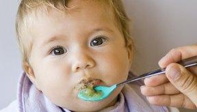 Los bebés están inclinados naturalmente para preferir los dulces, independientemente de qué comidas se introducen primero.