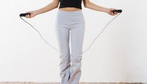 Puedes saltar la cuerda casi en cualquier parte.