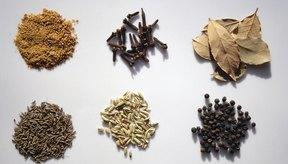Cada semilla posee diferentes propiedades.