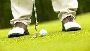 Cuida tu putter de golf en casa.