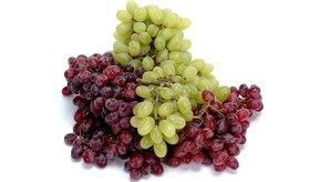 Evita comer uvas.