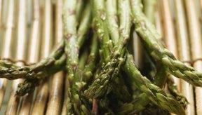 Los espárragos son una fantástica comida para los diabéticos debido a su bajo contenido de almidón.