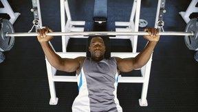 El levantamiento de pesas diario puede ser malo para los músculos.