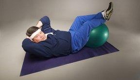 Habitúate a tu nuevo programa de ejercicio.