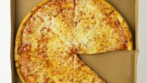 Las Calorias En Una Porcion De Pizza Little Caesars Muy Fitness