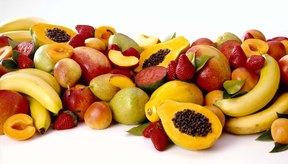 La fruta es el antojo de embarazo más común.