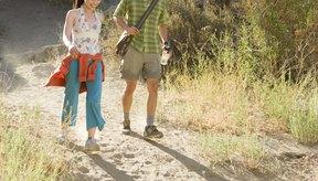 Caminar es una gran forma de tonificar y fortalecer tu figura.