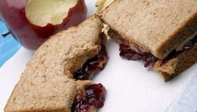 Cuantas Calorias Tiene Un Sandwich De Mantequilla De Cacahuete