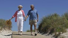 Las caminatas a ritmo rápido pueden mejorar la circulación de tus brazos.