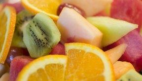Las frutas son una buena fuente de vitaminas A y C, así como potasio, ácido fólico y fibra, pero en general, no son ricos en vitamina K.