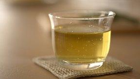 El té y los líquidos son necesarios al comienzo de la recuperación.