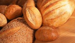 La pasta de trigo entero puede requerir un tiempo mayor para crecer.