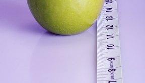 Contar calorías es vital para una pérdida efectiva de peso.