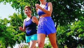 El ejercicio proporciona la oportunidad de pasar tiempo con amigos que piensan igual que tú.
