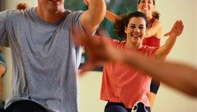 Realiza ejercicio como aeróbicos de escalón.
