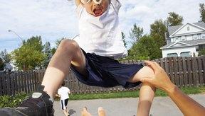 Los niños suelen utilizar canastas más bajas.