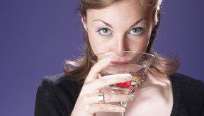 Puedes estar a un trago de ruborizarte por el alcohol.