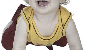 Algunos bebés crecen más rápido que otros.